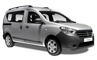 DACIA DOKKER en Concesionario Renault  / Dacia en Barcelona