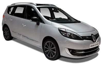 Renault GRAND SCENIC en Murcia Automóviles Puente Tocinos