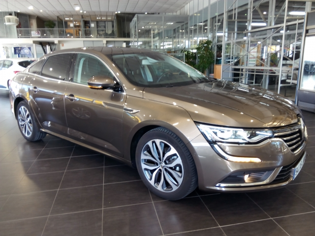renault talisman talisman zen energy dci 130 4p de ocasion en ferrol. Black Bedroom Furniture Sets. Home Design Ideas