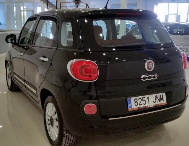 Fiat 500l P0pstar de ocasión en Málaga - Foto 3