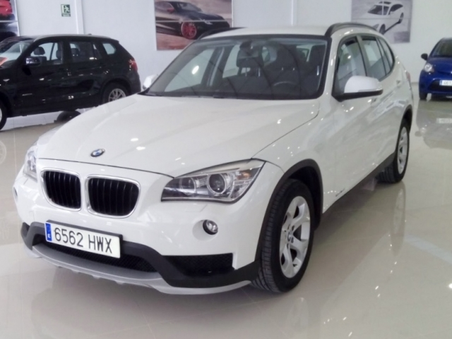 bmw x1 2014 sdrive16d 5p diesel white. Black Bedroom Furniture Sets. Home Design Ideas