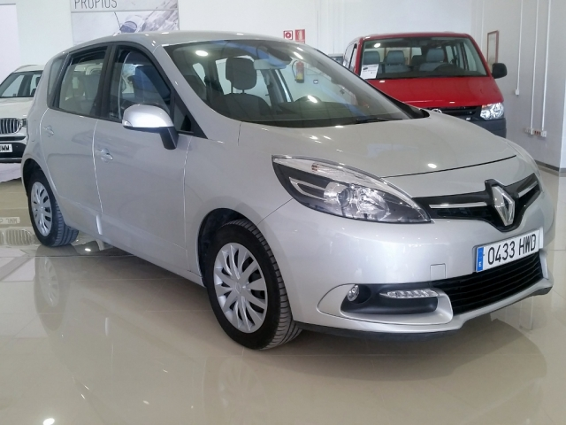 Renault Scenic 2014 Expression Energy Dci 110 Eco2 5p