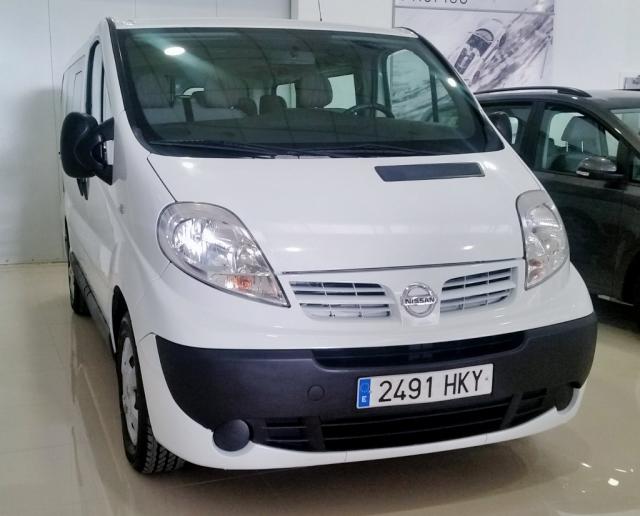 Nissan Primastar  2.0 de ocasión en Málaga - Foto 1