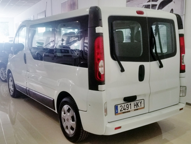 Nissan Primastar  2.0 de ocasión en Málaga - Foto 3