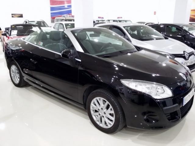 Renault Megane  Coupecabrio Dynamique Dci 110cv Fap 2p. de ocasión en Málaga - Foto 11