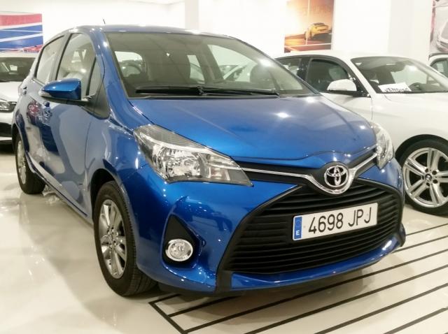 Toyota Yaris  1.0 70 City 5p. de ocasión en Málaga - Foto 1