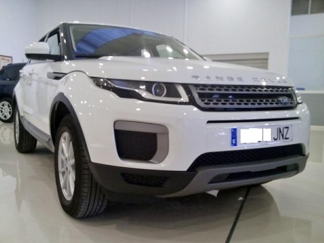 Range Rover  Evoque Pure de ocasión en Málaga - Foto 1