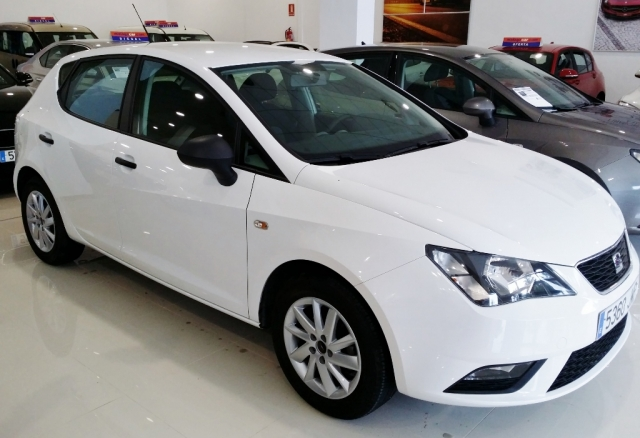 seat ibiza 2016 1 0 75cv reference plus 5p petrol white. Black Bedroom Furniture Sets. Home Design Ideas