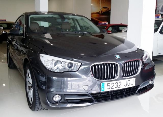 BMW SERIE 5  530d Gran Turismo 5p. de segunda Mano en Málaga