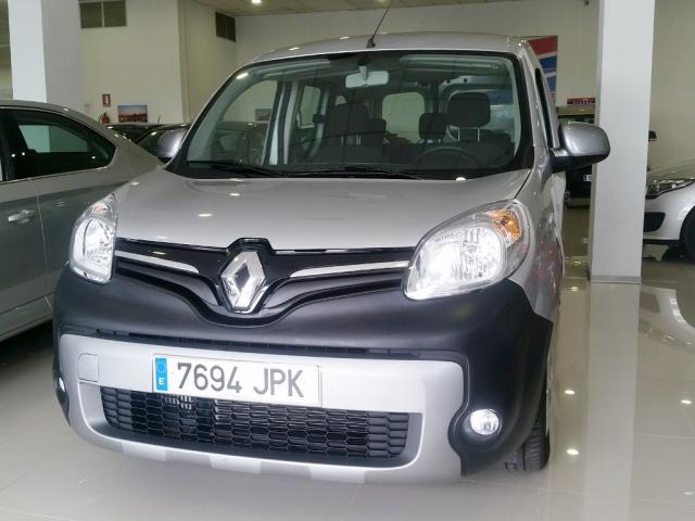 Renault Kangoo Combi  Emotion M1af Energy Dci 75 Euro 6 5p. de ocasión en Málaga - Foto 1