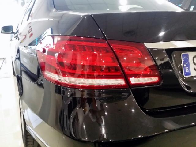 Mercedes-benz Clase E  E 220 Cdi Blue Efficiency Elegance 4p. de ocasión en Málaga - Foto 8