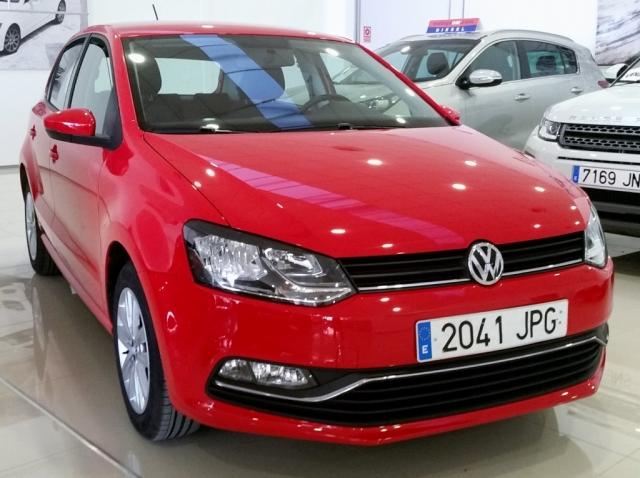 Volkswagen Polo  Advance 1.2 Tsi 90cv Bmt 5p. de ocasión en Málaga - Foto 1