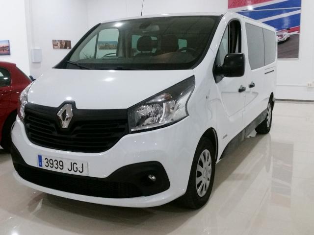 Renault Trafic  Passenger Combi 9 2900 Largo Dci 115 E5 5p. de ocasión en Málaga - Foto 2