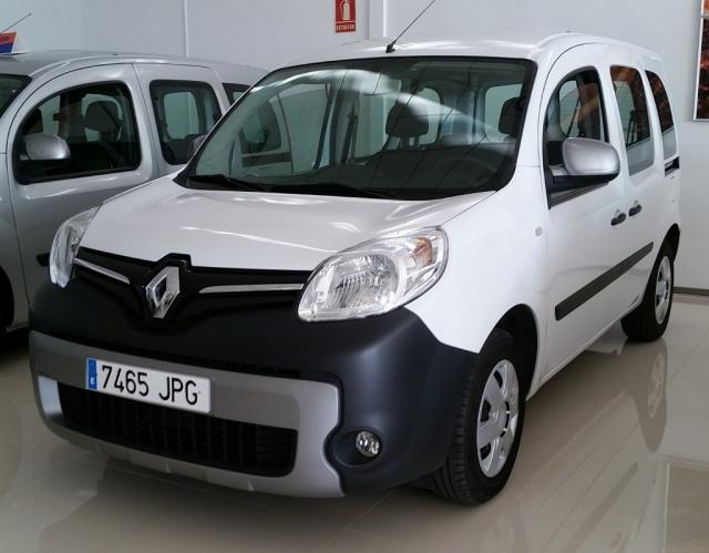 Renault Kangoo Combi  Emotion N1 Energy Dci 75 Euro 6 5p. de ocasión en Málaga - Foto 2