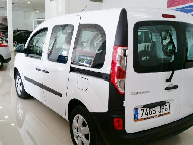 Renault Kangoo Combi  Emotion N1 Energy Dci 75 Euro 6 5p. de ocasión en Málaga - Foto 5