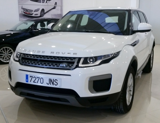 Range Rover EVOQUE   de segunda Mano en Málaga