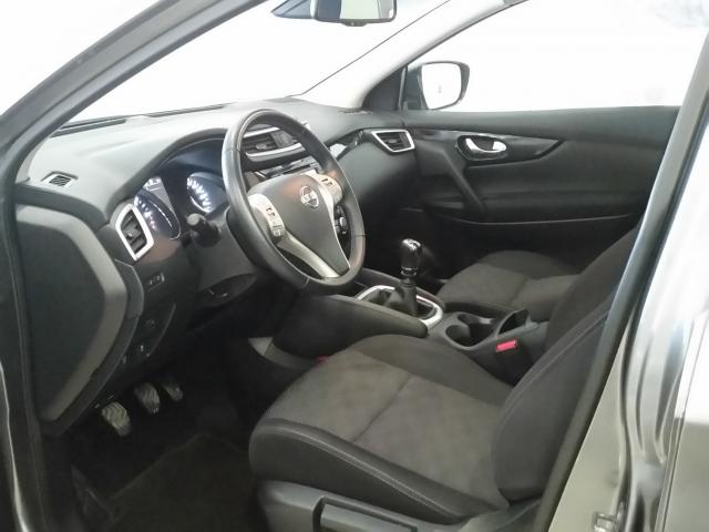 Nissan Qashqai  1.5dci Nconnecta 4x2 5p. de ocasión en Málaga - Foto 7