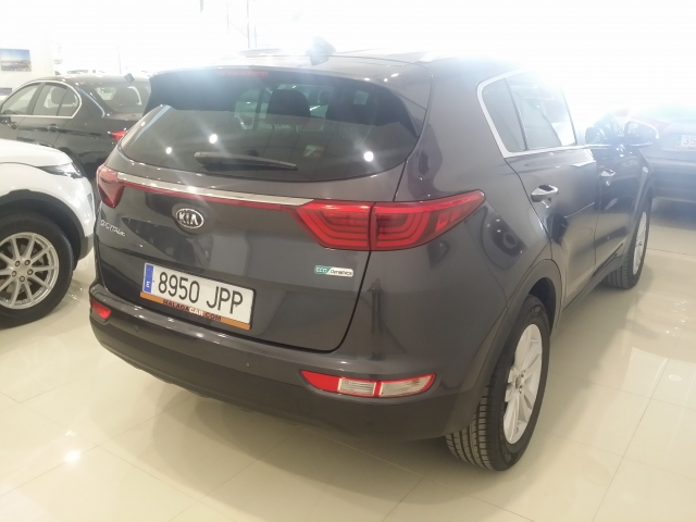 Kia Sportage  1.7 Crdi Vgt 115cv Drive 4x2 Ecodynam 5p. de ocasión en Málaga - Foto 6