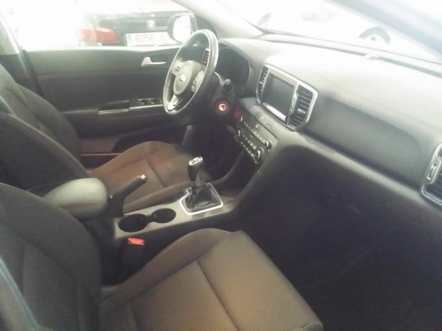 Kia Sportage  1.7 Crdi Vgt 115cv Drive 4x2 Ecodynam 5p. de ocasión en Málaga - Foto 8