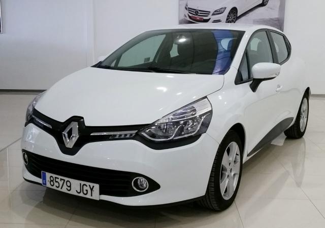 Renault Clio 2015 Expression 1.2 16v 75 5p. - 9.495€ (26.404KM | Petrol | white)