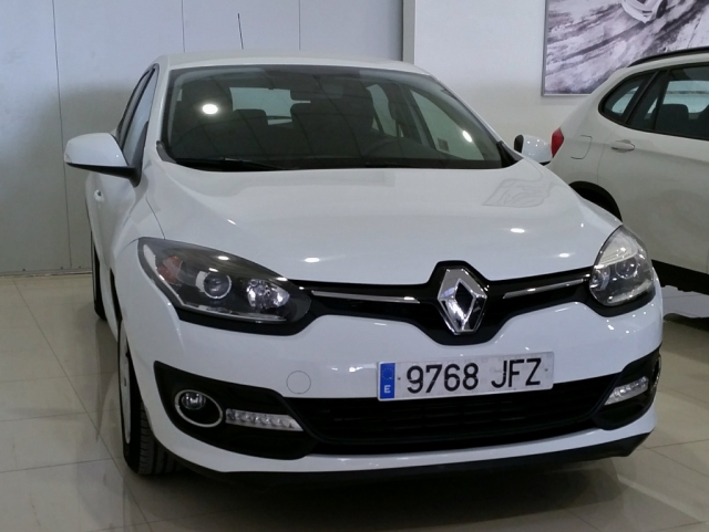 renault megane 2015 intens energy tce 115 ss eco2 5p petrol white. Black Bedroom Furniture Sets. Home Design Ideas
