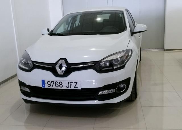 Renault Megane  Intens Energy Tce 115 Ss Eco2 5p. de ocasión en Málaga - Foto 2