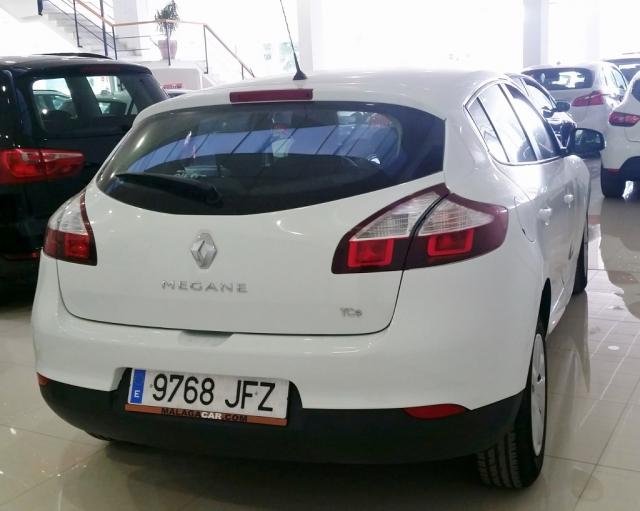 Renault Megane  Intens Energy Tce 115 Ss Eco2 5p. de ocasión en Málaga - Foto 4