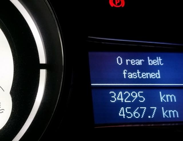 Renault Megane  Intens Energy Tce 115 Ss Eco2 5p. de ocasión en Málaga - Foto 8
