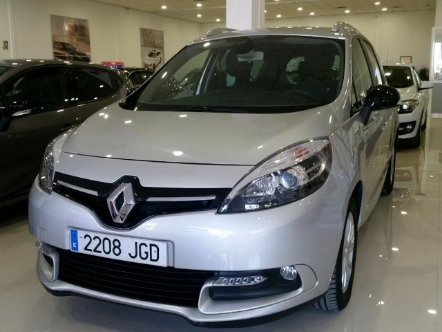 Renault Grand Scenic Grand Scénic Limited Dci 110 Edc 7p Euro 6 5p. de ocasión en Málaga - Foto 1