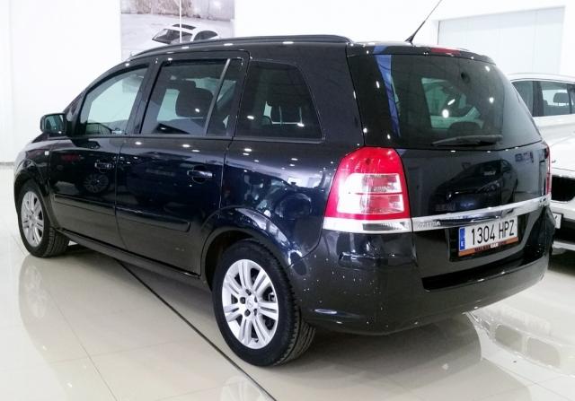 Opel Zafira  1.7 Cdti 125 Cv Family 5p. de ocasión en Málaga - Foto 3
