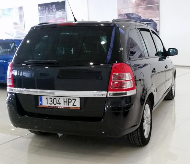 Opel Zafira  1.7 Cdti 125 Cv Family 5p. de ocasión en Málaga - Foto 4