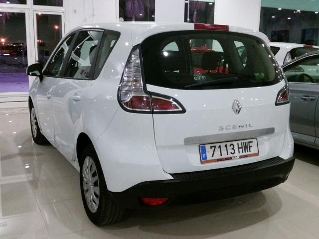 Renault Scenic  Expression Energy Dci 110 Eco2 5p. de ocasión en Málaga - Foto 3