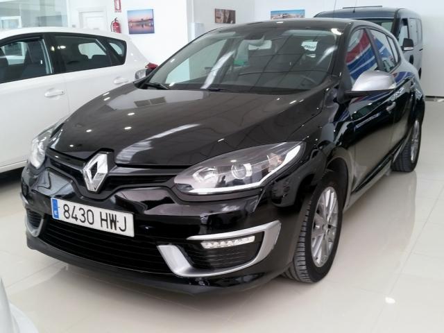 Renault Megane  Gt Style Dci 110 Eco2 5p. de ocasión en Málaga - Foto 1