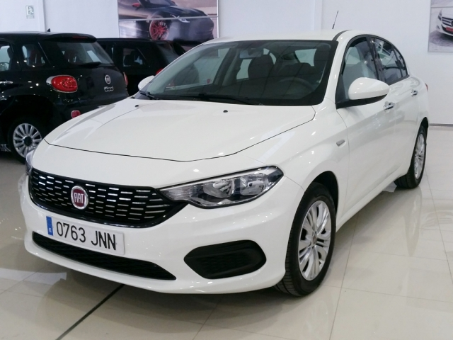 fiat tipo 2016 1 3 16v easy 95 cv diesel multijet ii 5p 5p diesel white. Black Bedroom Furniture Sets. Home Design Ideas