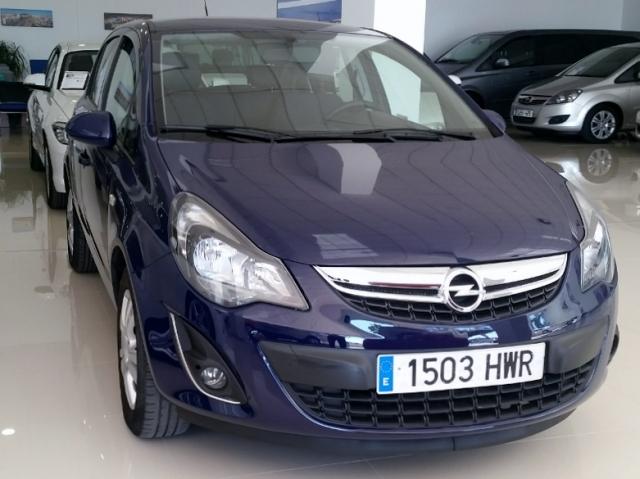 Opel Corsa  1.2 Selective Start Stop 3p. de ocasión en Málaga - Foto 1
