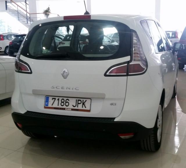 Renault Scenic Scénic Selection Dci 95 Eco2 Euro 6 5p. de ocasión en Málaga - Foto 4