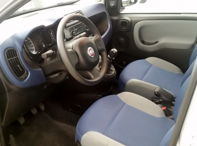 Fiat Panda  1.2 Lounge 69cv Eu6 5p. de ocasión en Málaga - Foto 7