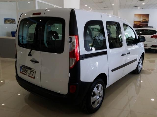 Renault Kangoo Combi  Emotion M1af Energy Dci 75 Euro 6 5p. de ocasión en Málaga - Foto 4
