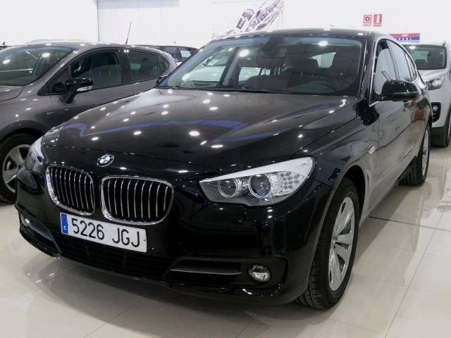 BMW SERIE 5  520d Gran Turismo 5p. de segunda Mano en Málaga