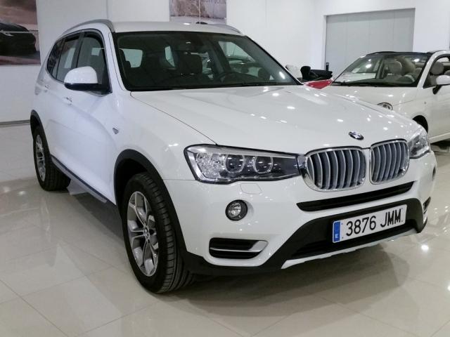 BMW X3  sDrive18d 5p. de segunda Mano en Málaga