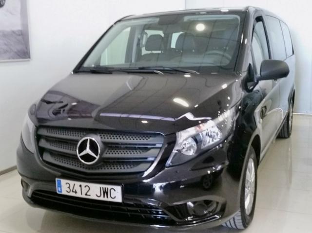 Mercedes-benz Vito  114 Cdi Tourer Extra Larga de ocasión en Málaga - Foto 1