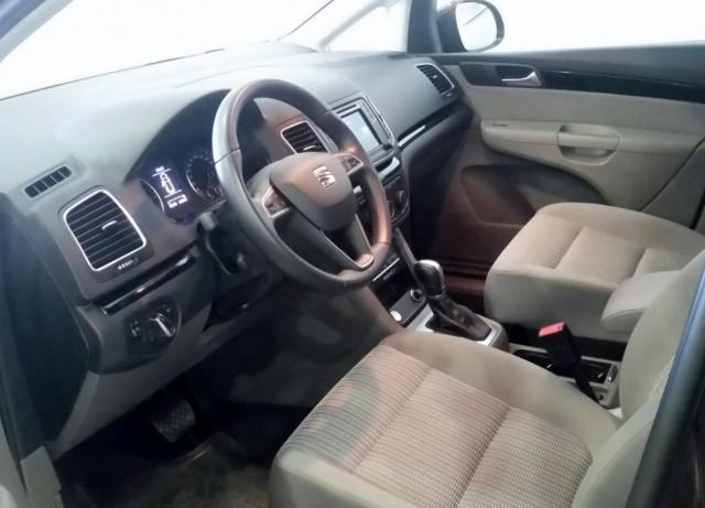 Seat Alhambra  2.0 Tdi 150 Cv Ecomotive Ss Reference 5p. de ocasión en Málaga - Foto 5