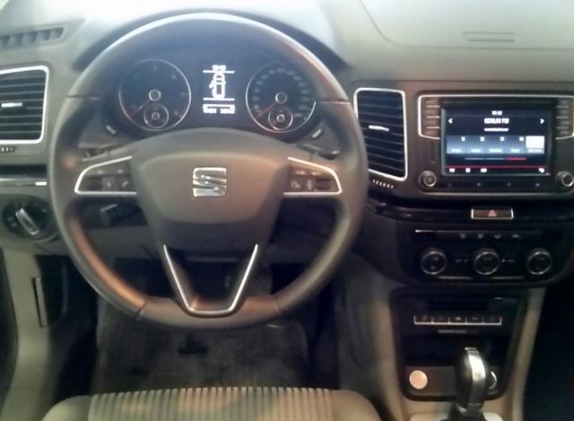 Seat Alhambra  2.0 Tdi 150 Cv Ecomotive Ss Reference 5p. de ocasión en Málaga - Foto 7