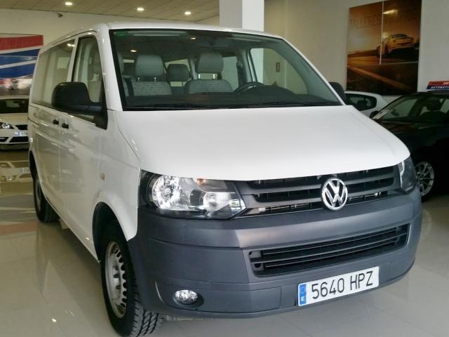 Volkswagen Transporter  Mixto Corto Tm 2.0 Tdi 140 Dsg 2.8t 5pl 4p. de ocasión en Málaga - Foto 1