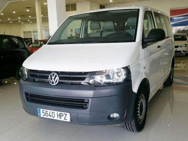 Volkswagen Transporter  Mixto Corto Tm 2.0 Tdi 140 Dsg 2.8t 5pl 4p. de ocasión en Málaga - Foto 2