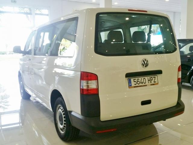 Volkswagen Transporter  Mixto Corto Tm 2.0 Tdi 140 Dsg 2.8t 5pl 4p. de ocasión en Málaga - Foto 3