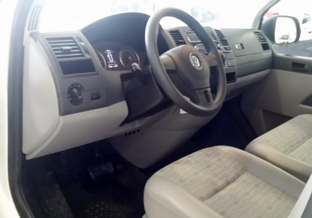 Volkswagen Transporter  Mixto Corto Tm 2.0 Tdi 140 Dsg 2.8t 5pl 4p. de ocasión en Málaga - Foto 9