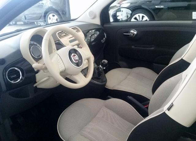 Fiat 500c  1.2 8v 69 Cv Lounge 2p. de ocasión en Málaga - Foto 6