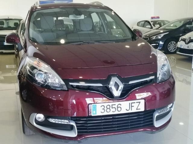 Renault Grand Scenic Grand Scénic Selection Energy Dci 110 Eco2 7p Euro 6 5p. de ocasión en Málaga - Foto 1