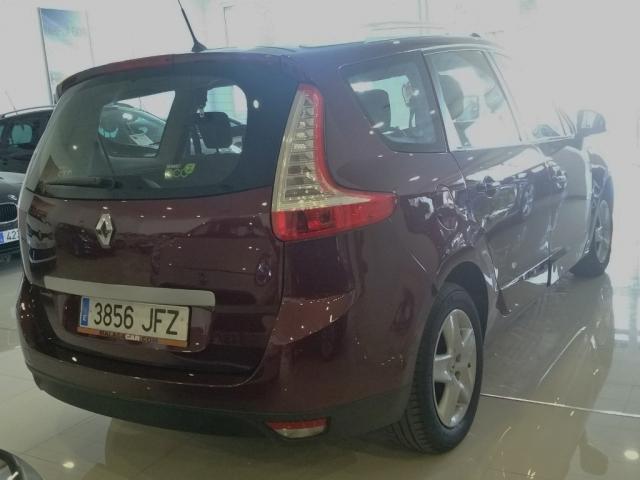 Renault Grand Scenic Grand Scénic Selection Energy Dci 110 Eco2 7p Euro 6 5p. de ocasión en Málaga - Foto 4